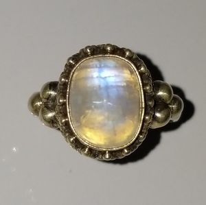 Jewelry - 🏆⚜HOST PICK⚜🏆925 VINTAGE MOONSTONE RING